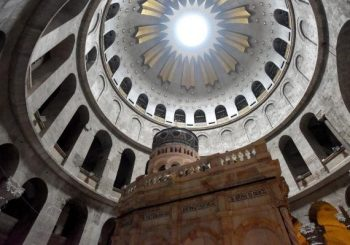 Restoration of Jesus' tomb is completed