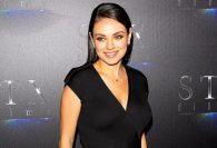 Mila Kunis Returns to Red Carpet After Welcoming Son Dimitri