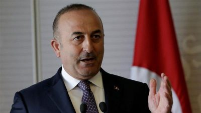 Turkey threatens Dutch with sanctions over campaign ban