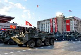 N.Korea missile test fails, US and South say, as tensions simmer