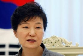 South Korea's President Park removed from power