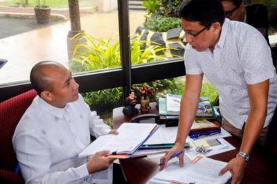 Impeachment papers: Philippine President Duterte 'unfit'