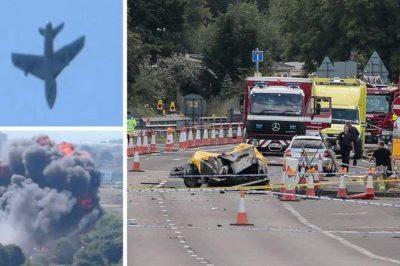 Pilot errors caused Shoreham air crash