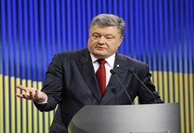 Ukraine announces economic blockade of rebel-held areas