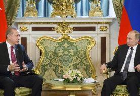 Putin and Erdogan vow cooperation to help end Syria war