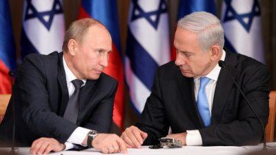 Putin praises close dialogue between Russia, Israel