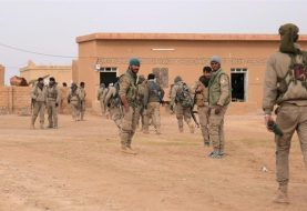 US-backed forces capture Syria airbase from ISIL
