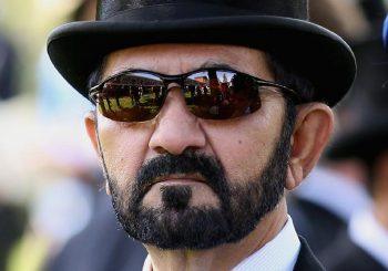 Dubai ruler vows to regain 'richest race' crown