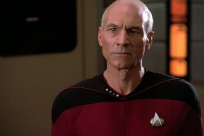 Captain Jean-Luc Picard vows to 'fight' Donald Trump