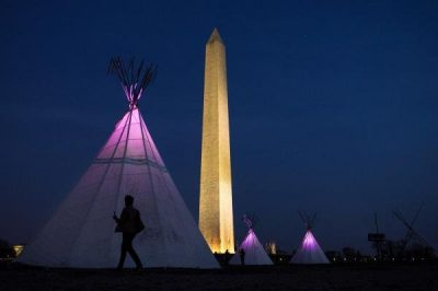Led by Standing Rock Sioux, Native Americans gather for 4-day event in D.C.