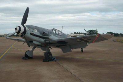 Danish boy finds remains of World War II Nazi plane, pilot