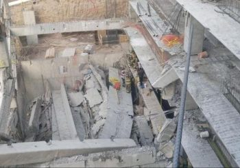 7 dead after Mexico City parking garage collapses