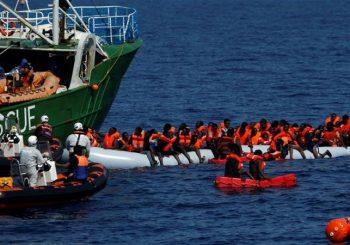 Almost 8,300 asylum seekers rescued in Mediterranean