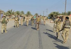 Off-duty Iraqi soldiers killed in Anbar province
