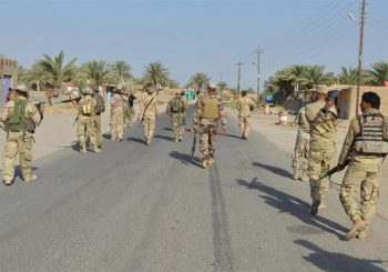 Off-duty Iraqi soldiers killed in Anbar province