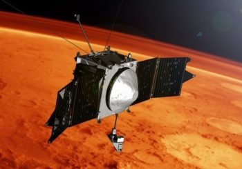 How Mars' Atmosphere Was Lost to Space