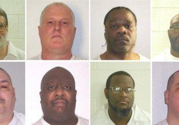 Arkansas judge moves to block executions