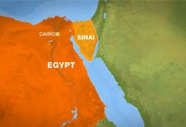 Egypt says air raids kill 19 ISIL fighters in Sinai
