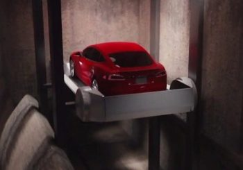 Elon Musk reveals underground road vision