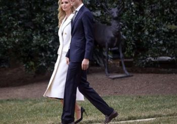 Kushner and Ivanka Trump Worth as Much as $741 Million