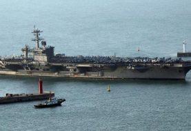 North Korea warns it could sink U.S. warship