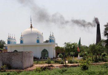 20 slain in Pakistani shrine; five suspects arrested