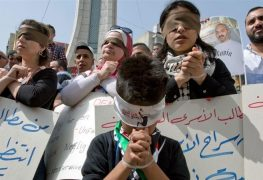 Palestinian 'day of rage' in support of prisoners