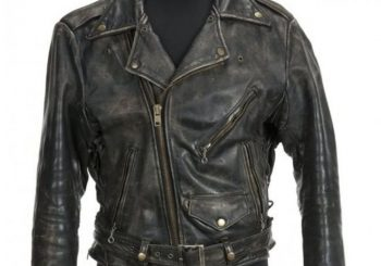 Patrick Swayze's Dirty Dancing jacket fetches $62,500
