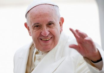 Pope Francis arrives in Egypt on historic visit
