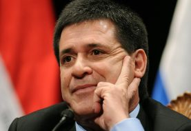 Paraguay MPs reject amendment allowing president re-election