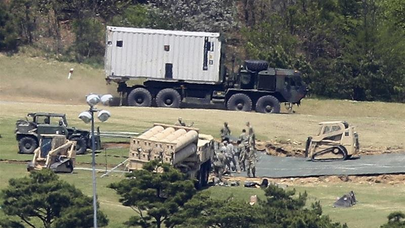 Seoul rejects Trump demand it pays for missile system