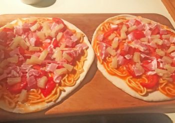 New Zealand prime minister shocks pizza fans with spaghetti topping
