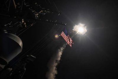 U.S. says bombing destroyed 20% of Syria's operational craft