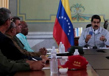 Venezuelan army vows loyalty to embattled president