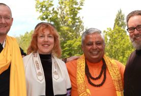 "Christian-Jew-Buddhist leaders support the idea of ""Hindu Prayer Room"" at Frankfurt Airport"