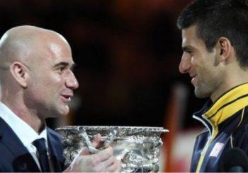 Novak Djokovic hires Andre Agassi; loses Italian Open final to Alexander Zverev