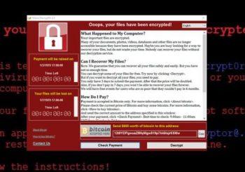 Cyber-attack 'unprecedented' in scale