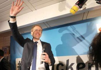 German CDU wins elections in Schleswig-Holstein state