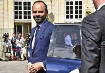 France's Macron names Republican Philippe as PM