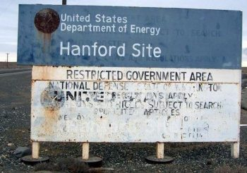 Tunnel at plutonium plant in Washington state collapses