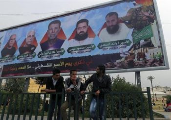 Hunger-strike leader Barghouti says snacking video fake