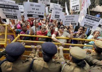 Indian woman cuts off genitals of rapist Hindu holy man