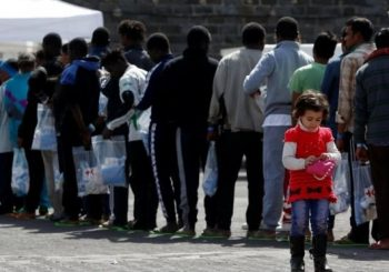 Mafia controlled Italy migrant centre, say police