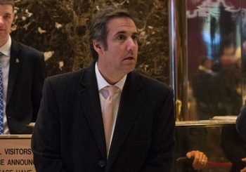 Russia inquiry expands to Trump lawyer Michael Cohen
