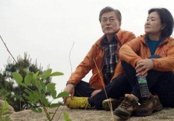 Moon Jae-in: South Korean liberal claims presidency