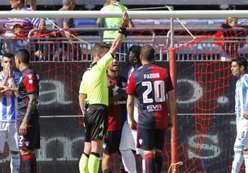 Italy: Sulley Muntari racism protest ban lifted