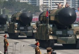 North Korea carries out new ballistic missile test