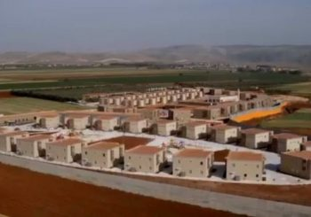 Turkey opens 'city' for orphans of the Syrian war