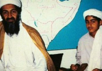 Bin Laden's son steps into father's shoes
