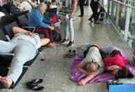 British Airways: Chaos continues at Heathrow